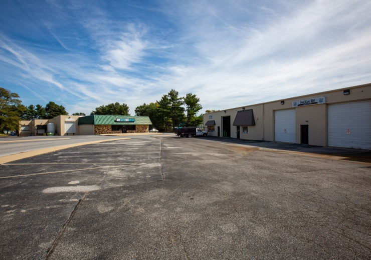 308-406 Basin Road  |  308 Basin Road  |  New Castle, DE  |  Industrial, Office  |  0 SF For Lease  |  0 Spaces Available