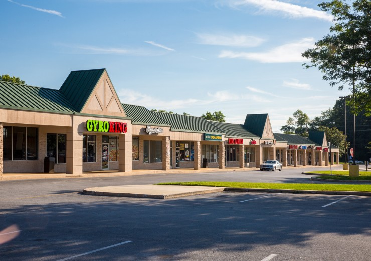 Harmony Plaza  |  4102 Ogletown Stanton Rd  |  Newark, DE  |  Retail, Strip Center  |  8,000 SF For Lease  |  3 Spaces Available