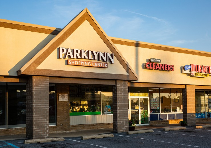 Parklynn Shopping Center  |  4516 Kirkwood Hwy  |  Wilmington, DE  |  Retail, Strip Center  |  2,865 SF For Lease  |  2 Spaces Available