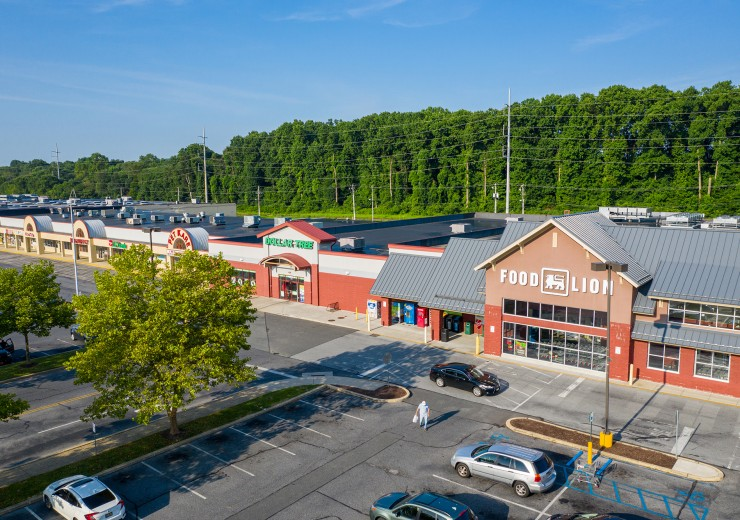 Pencader Plaza  |  100 Pencader Plaza  |  Newark, DE  |  Retail, Shopping Center  |  9,000 SF For Lease  |  2 Spaces Available